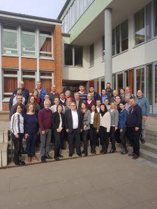 SPD Kandidierende zur Bezirksversammlungswahl 2